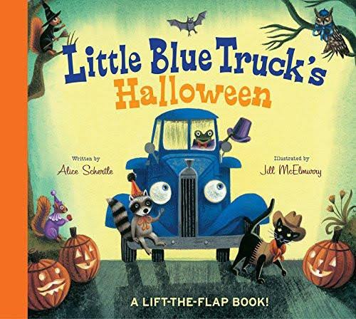 Little Blue Truck's Halloween [Book]