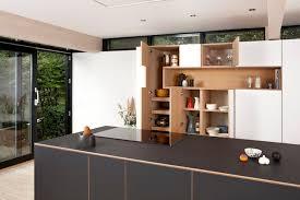 meuble cuisine habitat meuble cuisine violet cuisine moderne meubles en bois simple et