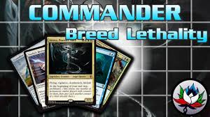 Premade Commander Decks 2016 by Breed Lethality U201d Commander 2016 Deck Tech And Upgrades Featuring
