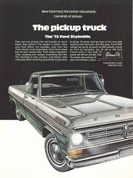 Ford Pickup Trucks - Advertisement Gallery 1956 Ford F100 Street Rod 466 Cu Inch Purple Ford Truck Modification Ideas 89 Stunning Photos Design Listicle Pics Of Lowered 6772 Trucks Page 21 16 Crew Cab Google Search Vintage Truckdomeus Image Result For Fire Interior 164 M2 Machines Trucks 72 F100 Custom 4x4 Diecastzone