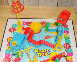 Mouse Trap Board Game Photo