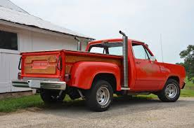 1979 Dodge Lil Red Express | DODGE Pickup's| 1970 & '71 With 1972 ...
