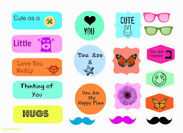 Scrapbook Designs Printable Stickers Love