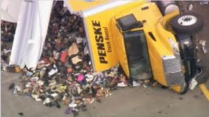 Overturned Truck Dumps Thousands Of Shoes On Florida Highway - NBC ... Starting A New Life Heading West In The Yellow Penske Truck Blog Cargo Van Rental Rent A Uhaul 12 Things To Know Before Getting Competitors Revenue And Employees Owler 86 Reviews Complaints Pissed Consumer Powering Innovation Growth Australia Bloggopenskecom Trucks Rentals Brand Store Deals Used Commercial Dealer Lynch Center Moving Rentals Budget Build 5 Million I4 Rest Stop Then Tear It Down 10 Years Later The Worlds Newest Photos Of Penske Rental Flickr Hive Mind