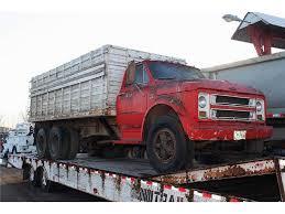 100 Tandem Grain Trucks For Sale 1967 CHEVROLET C50 Jackson MN 116720082 CommercialTruckTradercom