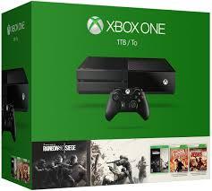 siege xbox one amazon com xbox one 1tb console tom clancy s rainbow six siege