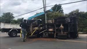 Overturned Truck Removed In Warwick, Feb 28 2018 - YouTube A View Of An Overturned Truck On Highway In Accident Stock Traffic Moving Again After Overturned 18wheeler Dumps Trash On Truck Outside Of Belvedere Shuts Down Sthbound Rt 141 Us 171 Minor Injuries Blocks 285 Lanes Wsbtv At Millport New Caan Advtiser Drawing Machine Photo Image Road Brutal Winds Overturn Trucks York Bridge Abc13com Dump Blocks All Northbound Lanes I95 In Rear Wheels Skidded Royalty Free