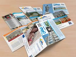 Advertising Materials For Travel Destination Ruse Ivanovo Borovo