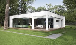 100 Bauhaus House WeberHaus Spacious And Contemporary Prefabricated Bungalow With
