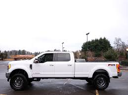 Used 2017 Ford F350 Crew Cab FX4 Lariat For Sale In Eugene, Oregon ... Dump Truck Hauling Rates Per Hour Or Trucks For Sale In Nj As Well 2 Someone Buy This 611mile 2003 Ford F350 Time Capsule The Drive Amazing Used About F Cab Chassis 79 Super Cversion Cummins Dodge Cummins Diesel 2014 Lifted Sema Show Httpmonstertrucksfor Used 2015 Ford Stake Body Truck For Sale In Az 2315 1990 4x4 9 Utility Rescue For Sale By Site 2008 Lariat Virginia Beach Atlantic 3ftswf31ma62132 2001 White Srw S On In Tx Ft Cannonball Bed Hay Service 569487