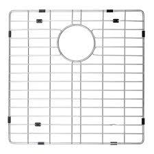 american standard prevoir 16 in x 15 in kitchen sink grid in