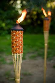 Citronella Oil Lamps Diy by 15 Backyard Tiki Torches Tiki Torches Citronella Oil And Torches