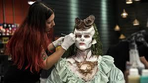 Halloween Wars Judges Season 5 by Face Off Recap U2013 Dream House Syfy Wire