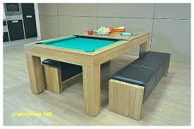 Pool And Dining Table Room