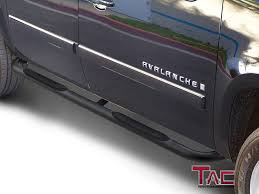 Amazon.com: TAC Side Steps For 2000-2018 Chevy Suburban / GMC Yukon ... 0206 Avalanche Truck Chrome Fender Flare Wheel Well Molding Trim Chevrolet Avalanche 2002 Picture 47 Of 74 Red Smoked Lens Led Tail Lights Chevy 0713 Recon Mrredd 2005 Specs Photos Modification Info At Gmc Truck Caps And Tonneau Covers Snugtop This Concept Has Some Simple Accsories Youll Actually Tuff Country Leveling Kits For Trucks Suvs Best Quality Made In Usa Status Grill Custom 2013 Price Reviews Features Cargoglide 1000 Lb Capacity Slide Out Bed Tray 4