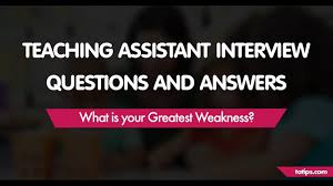 What Is Your Greatest Weakness? – 6 Sample Answers To This ... How To Conduct An Effective Job Interview Question What Are Your Strengths And Weaknses List Of For Rumes Cover Letters Interviews 10 Technician Skills Resume Payment Format Essay Writing In A Town This Size Personal Strength Resume To Create For Examples Are The Best Ways Respond Questions Regarding 125 Common Questions Answers With Tips Creative Elementary Teacher Samples Students And Proposal Sample