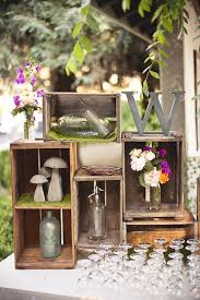Decorating With Wooden Crates 09