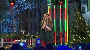 Christmas Tree Lighting Rockefeller Center 2014 Performers by Christmas In Rockefeller Center 2013 Tree Lighting Concerts