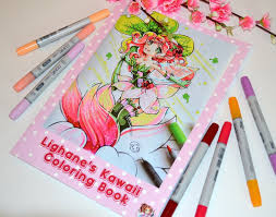 Coloring Book PDF Version By Lighane