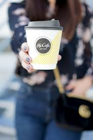Pumpkin Spice Latte Mcdonalds Calories by My Mornings With Mcdonald U0027s Mccafé A Lily Love Affair