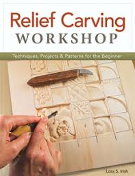 basics to relief wood carving by l s irish new book release