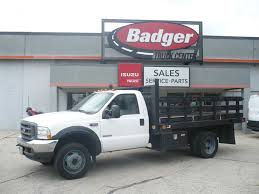 Pre-Owned 2004 Ford F550 XL Flatbed Near Milwaukee #19388-1 | Badger ... Preowned 2004 Ford F550 Xl Flatbed Near Milwaukee 193881 Badger Crew Cab Utility Truck Item Dc2220 Sold 2008 Ford Sd Bucket Boom Truck For Sale 562798 2007 Mechanics 2000 Straight Truck Wvan Allan Sk And 2011 Used 67l Diesel Utilitybucket Terex Hiranger Lt40 18 Classik Body On Transit Heavy Duty Trucks Van 2012 Crane 11086 2006 Service Utility 11102 Servicecrane 9356 Der
