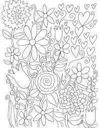 Free Coloring Book Pages For Adults