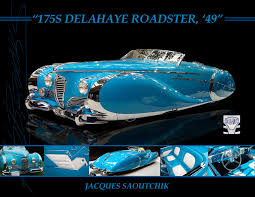deco car design deco cars cars delahaye roadster saoutchik sports