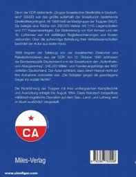 Kã Che Kaufen Sofort Lieferbar Pfeiffer Ingo Do Swidanija Germanija Stationierung Abzug Hinterlassenschaften Westgruppe Der Truppen