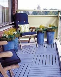 Painted Wooden Deck Tiles Is One Among Of The Best Balcony Flooring Ideas It Looks Wonderful