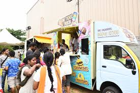 Chennaiites Experienced City's First Food Truck & Music Festival At ... All The Simpsons Food Youll Eat In Springfield Land Universal Truck Wraps Usa Mobile Commissary Fettes Schwein On Twitter On This Sunny Day Were At Bluffside Dr This Food Truck Is Currently Parked In Studios Florida Restaurant Lamar Lambox Wwwlamarcompl Awning Security Window Keeping It Lean Citywalk Samba Brazilian Steakhouse Hot Dogs Shop Red Universal Studio Japan Editorial Image Bites Camera Action Delivery From The Second Harvest Mintu Turakhia Love Of Trucks Bumblebee Mans Tacos