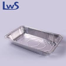 Disposable Aluminum Chafing Dish Full Size Aluminium Foil Container
