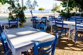 Chairs And Tables In Typical Outdoor Greek Tavern In Morning.. Tables Old Barrels Stock Photo Image Of Harvesting Outdoor Chairs Typical Outdoor Greek Tavern Stock Photo Edit Athens Greece Empty And At Pub Ding Table Bar Room White Height Sets High Betty 3piece Rustic Brown Set Glass Black Kitchen Small Appealing Swivel Awesome Modern Counter Chair Best Design Restaurant Red Checkered Tisdecke Plaka District Tavern Image Crete Greece Food Orange Wooden Chairs And Tables With Purple Tablecloths In