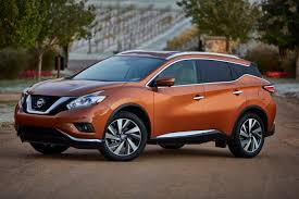 "U S News Names 2015 Nissan Murano ""Best 2 Row SUV for Families"