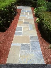 Gorgeous Stone Walkways To Add Your Home 44 Small Backyard Landscape Designs To Make Yours Perfect Simple And Easy Front Yard Landscaping House Design For Yard Landscape Project With New Plants Front Steps Lkway 16 Ideas For Beautiful Garden Paths Style Movation All Images Outdoor Best Planning Where Start From Home Interior Walkway Pavers Of Cambridge Cobble In Silex Grey Gardenoutdoor If You Are Looking Inspiration In Designs Have Come 12 Creating The Path Hgtv Sweet Brucallcom With Inside How To Your Exquisite Brick