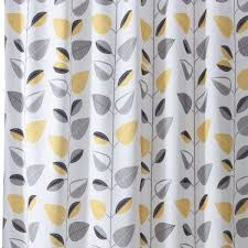 Yellow And Grey Bathroom Window Curtains by Captivating Shower Curtains Yellow And Gray And Gray Yellow And