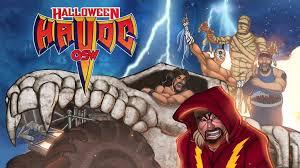 Lloyd Banks Halloween Havoc 2 Genius by Halloween Halloween Havoc Controversy Soccer Wweween Big