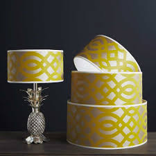 Diy Punched Tin Lamp Shade by Lovely Yellow Floor Lamp Shade 90 On Punched Tin Lamp Shades With