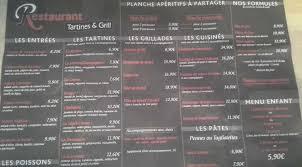 restaurant tartines grill hagondange moselle i avis et infos