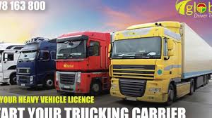 100 Truck Driving Training Schools Global Is Specialist In Heavy Vehicle Driver