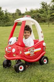 100 Fire Truck Cozy Coupe Amazoncom Little Tikes Ride Rescue Toys Games