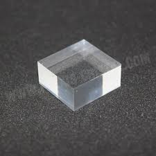 Lot 10 Pedestals 1 Free 20x20x10mm Display Case Showcase