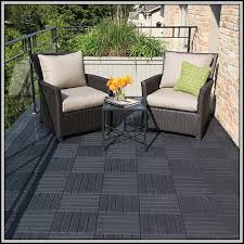 patio deck tiles recycled rubber patios home decorating ideas