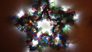 Short Curly Deco Mesh Wreath Made Simple And Easy