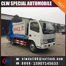 100 Best Cheap Truck China 95HP Small Compactor Garbage With Quality And