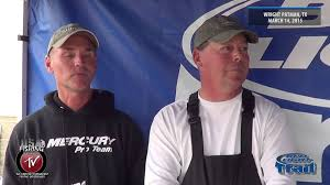 2015 Bud Light Trail – Wright Patman – Jones Jordan – USA Fishing