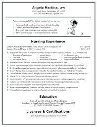 Sample Of Nurse Resume Samples Teaching Job Cover Letter Nursing