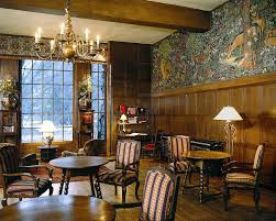 favorite yosemite spots the mural room at the ahwahnee yosemite