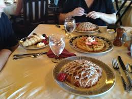 El Tovar Dining Room Reservation by El Tovar Signature Cinnamon Roll Breakfast This Thing U0027s A