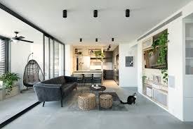 100 Modern Architecture Interior Design Urban Apartment In Tel Aviv Studio Perri
